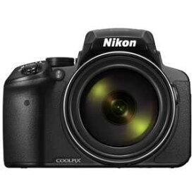 【納期約4週間】【お一人様1台限り】P900 BK【代引き不可】【送料無料】[Nikon ニコン]デジタルカメラ COOLPIXP900BK