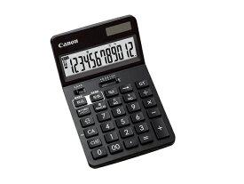 KS-1220TU-BK SOB [CANON キヤノン] 卓上電卓 12桁 KS1220TUBKSOB