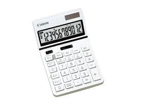 KS-1220TU-WH SOB [CANON キヤノン] 卓上電卓 12桁 KS1220TUWHSOB