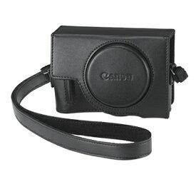 【納期約3週間】★★CSC-500BK [canon キャノン] PowerShot用カメラケース(SX740 HS、SX730 HS、SX720 HS対応)CSC500BK