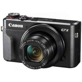 【納期約1〜2週間】【お一人様1台限り】[CANON キヤノン] デジタルカメラ PowerShot パワーショット G7 X Mark II PSG7XMK2