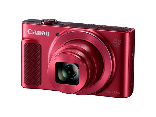 【納期約1〜2週間】【お一人様1台限り】PowerShot SX620 HS(RE) 【送料無料】[CANON キヤノン] コンパクトデジタルカメラ PowerShotSX620HSRE レッド