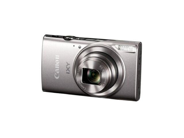 【納期約1〜2週間】【お一人様1台限り】IXY 650(SL) 【送料無料】[CANON キヤノン] コンパクトデジタルカメラ IXY650SL シルバー