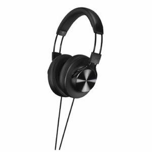 【納期約1〜2週間】HA-SD7-B JVCケンウッド ハイレゾ音源対応 ステレオヘッドホン ブラック HASD7B