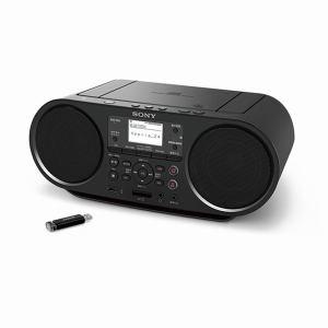 【納期約7〜10日】ZS-RS81BT【送料無料】[SONY ソニー] Bluetooth・ワイドFM対応 CDラジオ ZSRS81BT