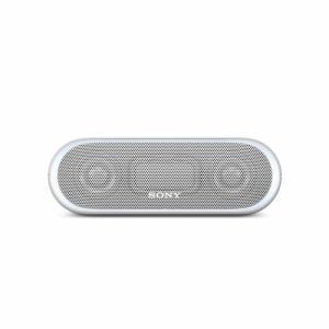 【納期約7〜10日】【キ対象】SRS-XB20-W SONY ソニー Bluetooth対応 ワイヤレスポータブルスピーカー グレイッシュホワイト