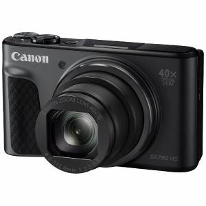 ◆【在庫あり翌営業日発送OK A-8】【お一人様1台限り】PSSX730HSBK【送料無料】[CANON キヤノン] コンパクトデジタルカメラ PowerShot(パワーショット) SX730 HS(ブラック)