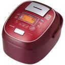【納期約7〜10日】RC-10VRL-RS TOSHIBA 東芝 IHジャー炊飯器 (5.5合炊き) ディープレッド RC10VRLRS