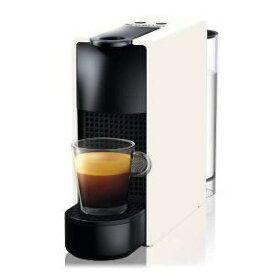【納期約7〜10日】★★ネスプレッソ C30WH 専用カプセル式コーヒーメーカー 「エッセンサ・ミニ」 ピュアホワイト