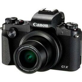 【納期約7〜10日】【お一人様1台限り】Canon キヤノン PSG1XMK3 コンパクトデジタルカメラ PowerShot(パワーショット) G1 X Mark III PSG1XMK3