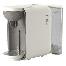 ★★【納期約1〜2週間】UCC DP2W コーヒーメーカー 「ドリップポッド(DRIP POD)」 ホワイト DP2W