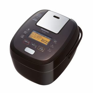 【納期約3週間】SR-PA108-T Panasonic パナソニック 可変圧力IHジャー炊飯器 5.5合炊き ブラウン SRPA108T