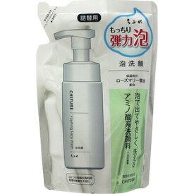 【納期約1〜2週間】ちふれ化粧品 ちふれ 泡洗顔 詰替用 180ml