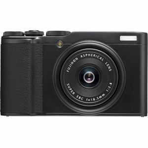 【納期約1ヶ月以上】富士フイルム XF10-B コンパクトデジタルカメラ ブラック FXXF10B