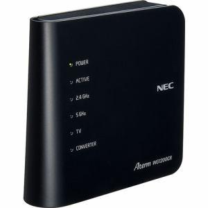 【納期約1〜2週間】NEC PA-WG1200CR 無線LANルータ Aterm PAWG1200CR
