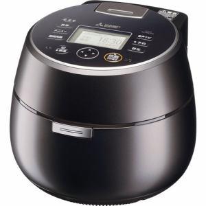 【納期約2週間】MITSUBISHI 三菱 NJ-AW109-B IHジャー炊飯器(5.5合炊き) 黒銀蒔 NJAW109B