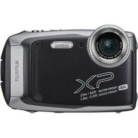 【納期約7〜10日】【お一人様1台限り】富士フイルム FFX-XP140DS デジタルカメラ FinePix XP140 ダークシルバー FFXXP140DS