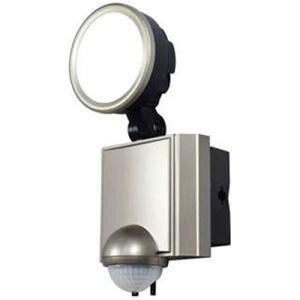 エルパ LEDセンサーライト コンセント式 1灯 ESL-SS1001AC