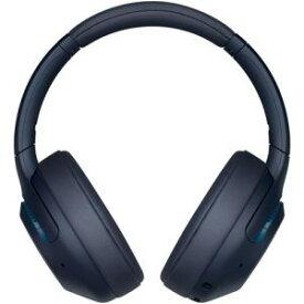 【納期約1〜2週間】SONY ソニー WH-XB900N-L ノイズキャンセリング機能搭載Bluetooth対応ダイナミック密閉型ヘッドホン ブルー WHXB900NL