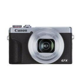 【納期約2週間】◎【お一人様1台限り】canon キヤノン PSG7X MARKIIISL デジタルカメラ PowerShot G7 X Mark III (SL) PowerShot シルバー PSG7XMK3SLSL