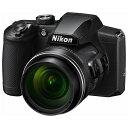 【納期約3週間】【お一人様1台限り】Nikon ニコン デジタルカメラ COOLPIX B600 ブラック B600BK