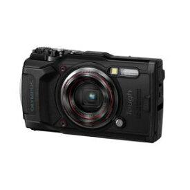 【納期約3週間】【お一人様1台限り】OLYMPUS オリンパス TG-6 デジタルカメラ Tough(タフ) ブラック