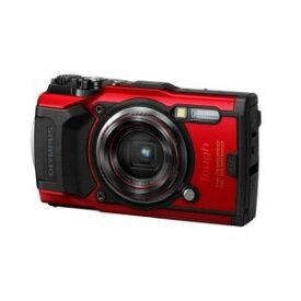 【納期約3週間】【お一人様1台限り】OLYMPUS オリンパス TG-6 デジタルカメラ Tough(タフ) レッド