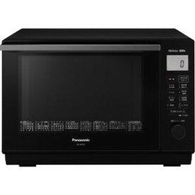 【納期約2週間】Panasonic パナソニック NE-MS267-K オーブンレンジ エレック 1段調理タイプ 26L ブラック NEMS267