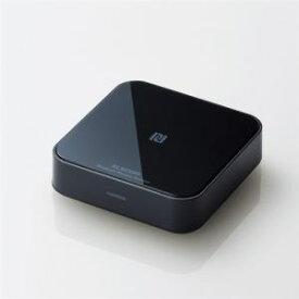 【納期約7〜10日】★★ELECOM エレコム LBT-AVWAR501BK Bluetoothオーディオレシーバー ブラック LBTAVWAR501BK