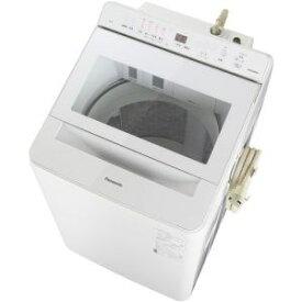 【納期約2週間】【配送設置商品】Panasonic パナソニック NA-FA120V5-W 全自動洗濯機 (洗濯・脱水12kg) ホワイト NAFA120V5「縦型」