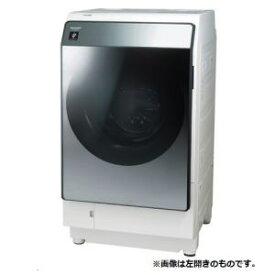 【納期約3週間】【配送設置商品】ES-W113-SR SHARP シャープ ドラム式洗濯乾燥機 (洗濯11.0kg・乾燥6.0kg) 右開き シルバー系 ESW113SR「ドラム型」