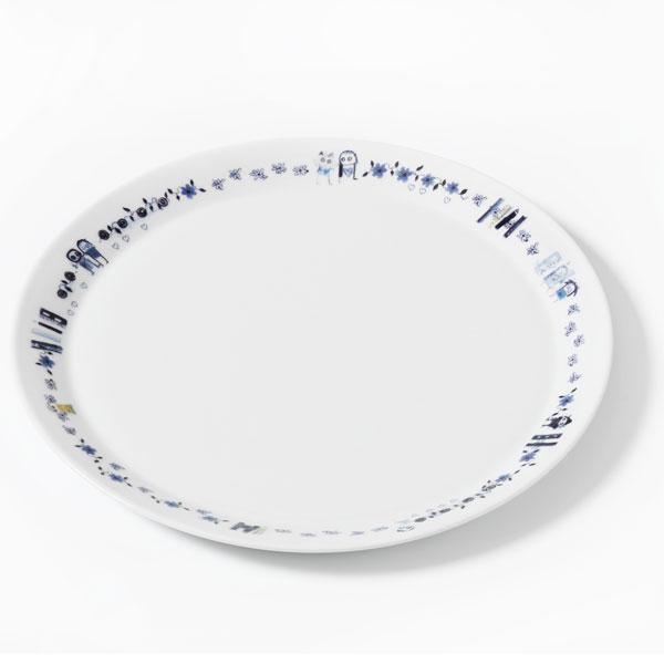 Poul Pava be friendsaida dinnerplate 29cmアイーダ ポールパヴァ ディナープレート29cm【あす楽対応】【HLS_DU】
