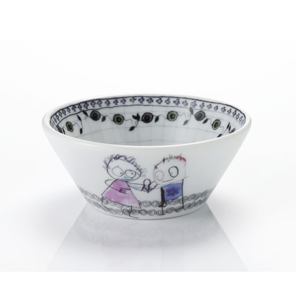 Poul Pava be friendsaida small bowl 9cmアイーダ ポールパヴァ スモールボウル9cm【あす楽対応】【HLS_DU】