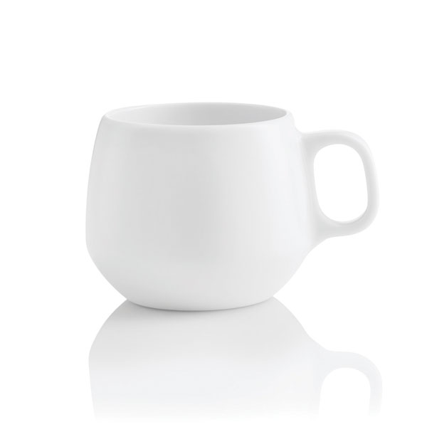 aida(アイーダ) ENSO(エンソー) コーヒーカップ180ml食洗器・電子レンジ対応 デンマークデザインの白い食器【あす楽対応】【ギフト推奨】GERMAN DESIGN AWARD SPECIAL 2016 特別賞受賞Stack it your way