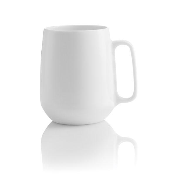 aida(アイーダ) ENSO(エンソー) マグカップ250ml食洗器・電子レンジ対応 デンマークデザインの白い食器【あす楽対応】【ギフト推奨】GERMAN DESIGN AWARD SPECIAL 2016 特別賞受賞Stack it your way