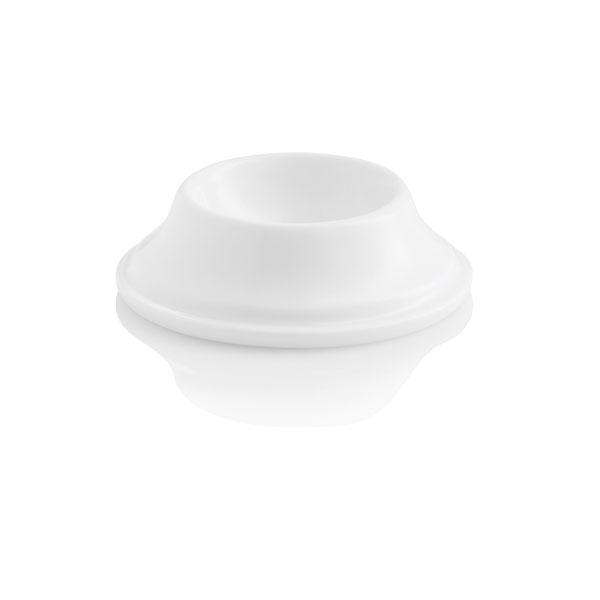 aida(アイーダ) ENSO(エンソー) エッグカップ食洗器・電子レンジ対応 デンマークデザインの白い食器【あす楽対応】【ギフト推奨】GERMAN DESIGN AWARD SPECIAL 2016 特別賞受賞Stack it your way