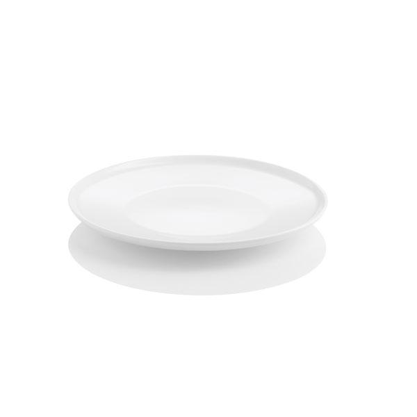aida(アイーダ) ENSO(エンソー) デザートプレート19cm食洗器・電子レンジ対応 デンマークデザインの白い食器【あす楽対応】【ギフト推奨】GERMAN DESIGN AWARD SPECIAL 2016 特別賞受賞Stack it your way