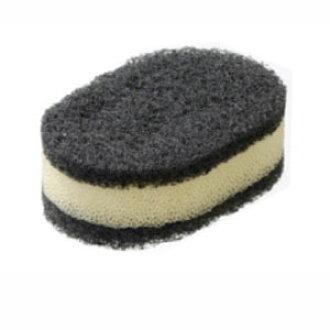 Kitchen sponge la base ( reverse ) ( black x white ) fs3gm10P28oct13
