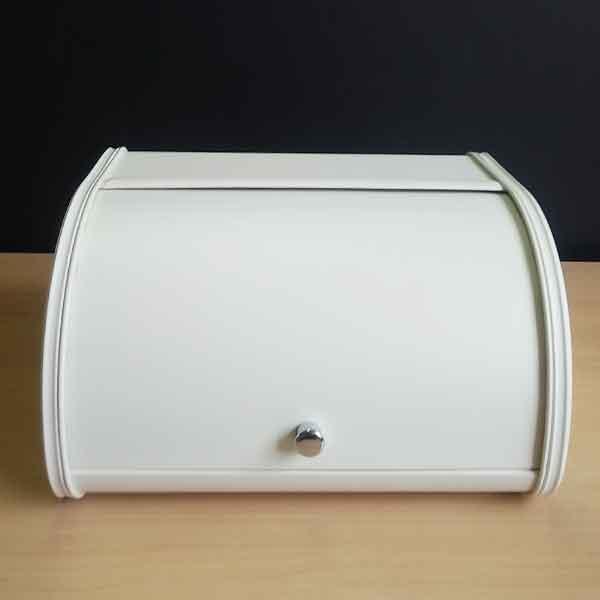 ブレッドケース パンケース ホワイト【送料無料】【無地】【あす楽対応】パンケース おしゃれ 調味料入れ 食パン収納 保存容器 ブレットボックス ブレットケース
