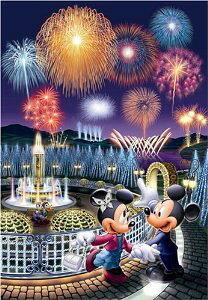 ディズニーシリーズ 1000ピース 恋のファイヤーワークス