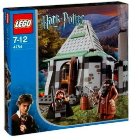 レゴ ハリー・ポッター ハグリットの小屋 4754