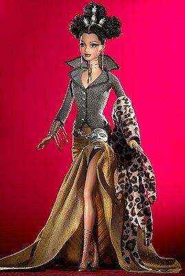 Mattel マテル Barbie バービー ゴールドラベル バイロン・ラーズ トレジャーズ オブ アフリカ TATU