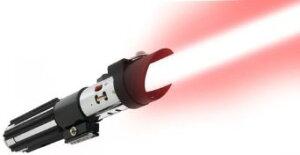 マスターレプリカ スターウォーズ EP5 ダースベイダー FX ライトセーバー ライトセイバー
