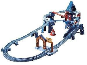 Fisher Price フィッシャープライス トーマス Risky rails bridge drop ブルーマウンテン