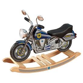 Kidkraft キッドクラフト ロッキン モーターサイクル ポリスバイク