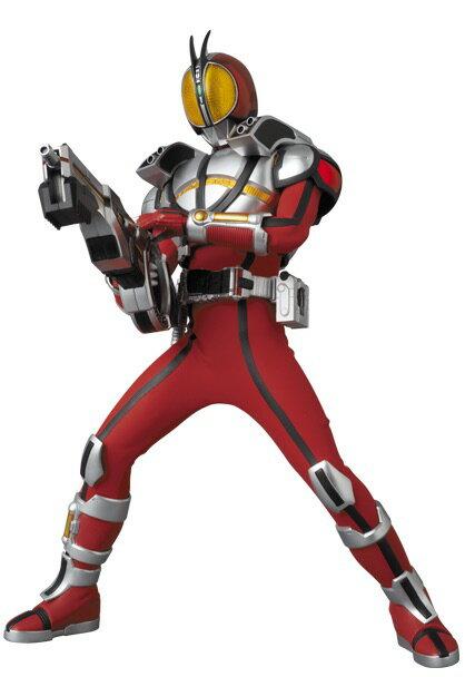 1/6 メディコム RAH リアルアクションヒーローズ DX 仮面ライダー555 仮面ライダーファイズ ブラスターフォーム