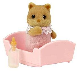 ◆要ご確認◆ エポック シルバニアファミリー 5075 きつねの赤ちゃん Fox Baby