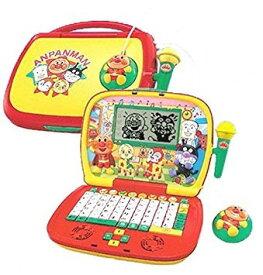 バンダイ アンパンマン うたってしゃべってパソコンだいすき