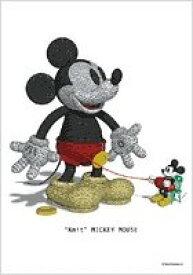 テンヨー ジグソーパズル ディズニー 200ピース ニット ミッキーマウス