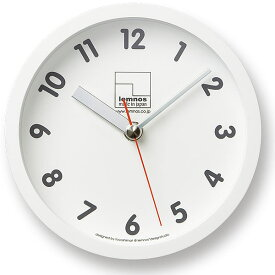 タカタレムノス lemnos 掛け時計 kitchen clock キッチンクロック T1-025 レムノス 壁掛け スタンド付 置き時計 置時計 壁掛け時計 掛時計 時計 かわいい 人気 デザイン インテリア 北欧 クロック 楽天 305252 リビング 子供部屋 子供 キッチン 寝室